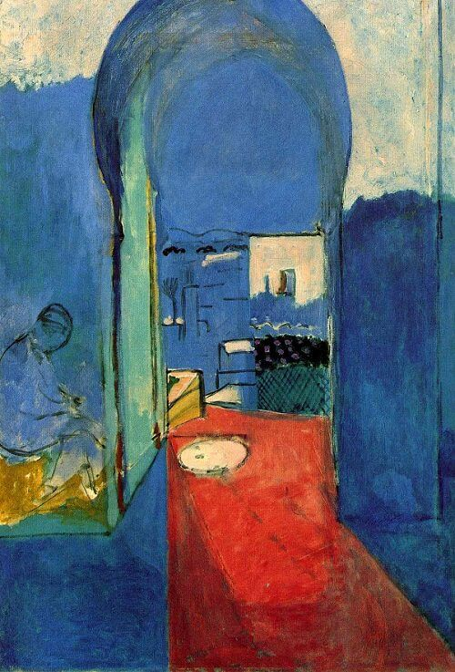 Eentrance to the Kasbah, 1912 by Henri Matisse
