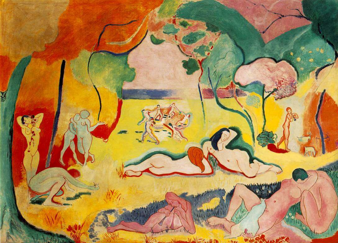 henri matisse biography joy of life