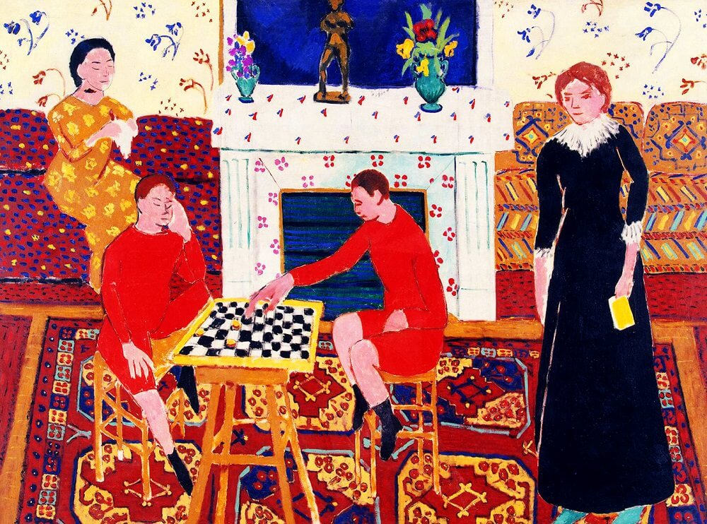 Image result for a painters family henri matisse