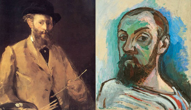 Matisse and Manet