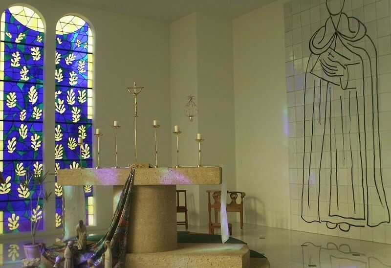 Matisse Chapel Photo